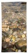 Block Island Low Tide II Beach Towel