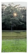 Bloody Pond Shiloh National Military Park Tennessee Beach Towel
