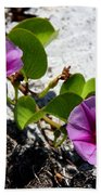Bloomin Cross Vine Beach Towel