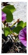 Bloomin Cross Vine Beach Sheet