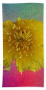 Blooming 3 Beach Towel