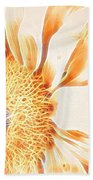 Bloomlit Beach Towel