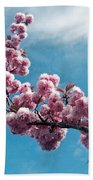 Blossom Impressions Beach Towel