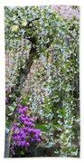 Blossoms Galore Beach Towel