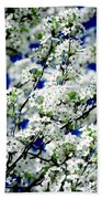 Blossoms Beach Towel