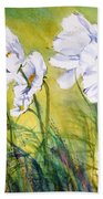 Blowing In The Wind Beach Towel