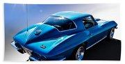 Blue '67  Beach Sheet