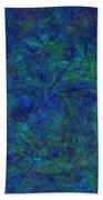 Blue Agate Beach Sheet