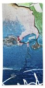 Blue Bayou Beach Towel