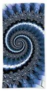 Blue Escheresque Beach Towel
