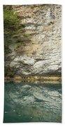 Blue Lake Beach Towel