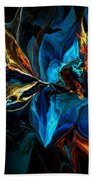 Blue Mystery 062915 Beach Towel