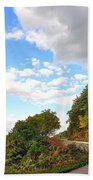 Blue Ridge Parkway, Buena Vista Virginia 6 Beach Towel