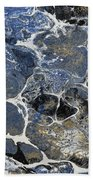 Blue Rock One Beach Towel