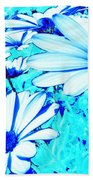 Blue Season Beach Towel