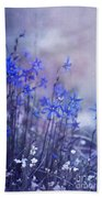 Bluebell Heaven Beach Towel