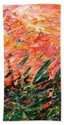 Bluegrass Sunrise - Desert B-right Beach Towel