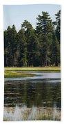 Bluff Lake Ca 6 Beach Sheet