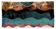Blush Moon Beach Towel