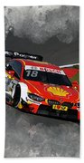 B M W Racing Beach Sheet