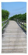 Boardwalk Beach Towel