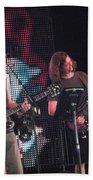 Bob Weir And John K. - Furthur Beach Towel