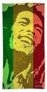 Bob Marley I Beach Towel