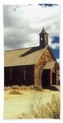 Bodie Church II Beach Towel