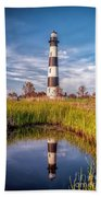 Bodie Reflection Beach Towel
