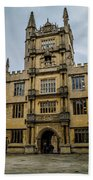 Bodleian Library Main Gate Beach Towel