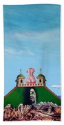 Bogomils Monastic Retreat Beach Towel