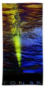 Boiling Colors Beach Towel