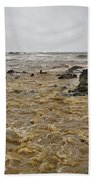Boiling Waters Beach Towel