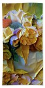 Bold Bouquet Beach Towel