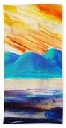 Bold Day Beach Towel