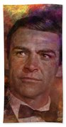 Bond - James Bond Beach Towel