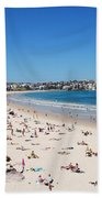 Bondi Beach In Sydney Australia Beach Towel