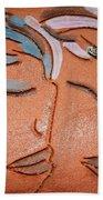 Bonds - Tile Beach Towel