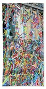 Bonfim Wish Ribbons Beach Towel