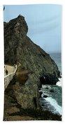 Bonita Point Beach Towel