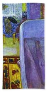 bonnard44 Pierre Bonnard Beach Towel