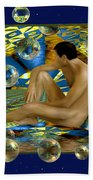 Book Of Dreams Beach Towel