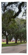 Boone Hall Plantation Beach Towel