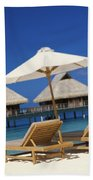 Bora Bora, Beach Beach Towel