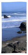 Border Collies Beach Towel