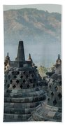 Borobudur Beach Towel