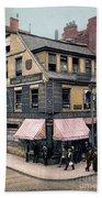 Boston: Bookshop, 1900 Beach Towel