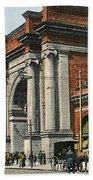 Boston: North Station Beach Towel