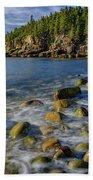 Boulder Beach Morning Beach Towel