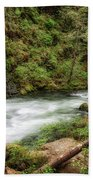 Boulder River Beach Towel